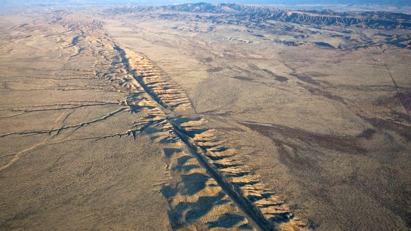 tectonic earthquake