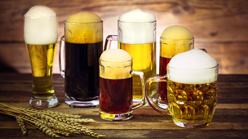types of beer