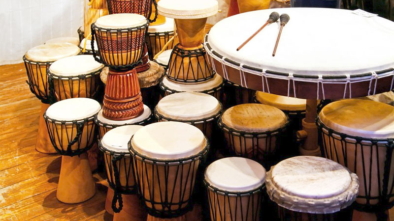 types of drum