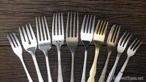 11 Different Types of Forks