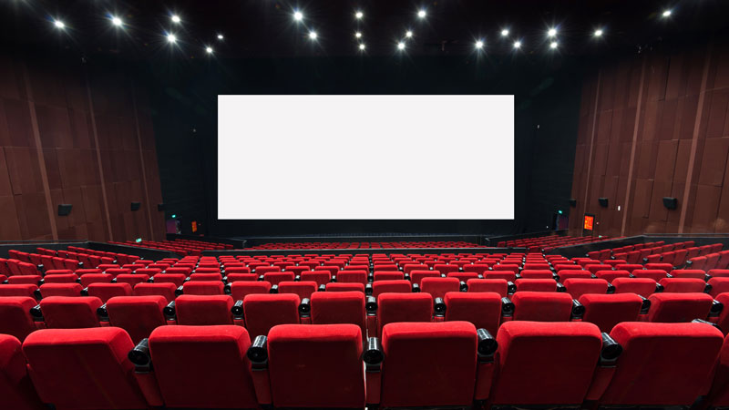 types of movie theater