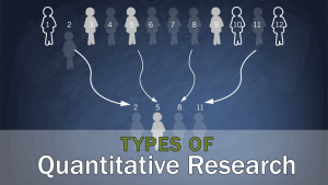 4 Different Types of Quantitative Research